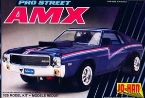 Jo-Han 1969 Pro Street (AMC) AMX