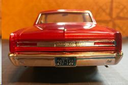 1964 Pontiac GTO rear