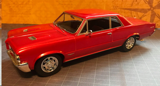 1964 Pontiac GTO side