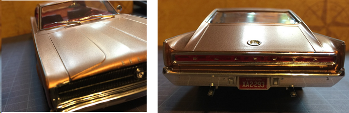 1967 Dodge Charger kit by Revell
