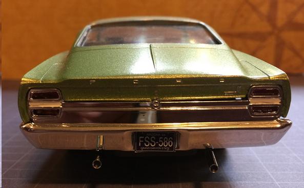 AMT 1969 Ford Torino Cobra
