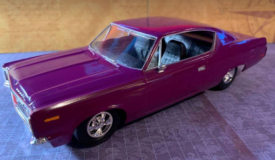 Jo-Han 1970 AMC Rebel The Mahine kit
