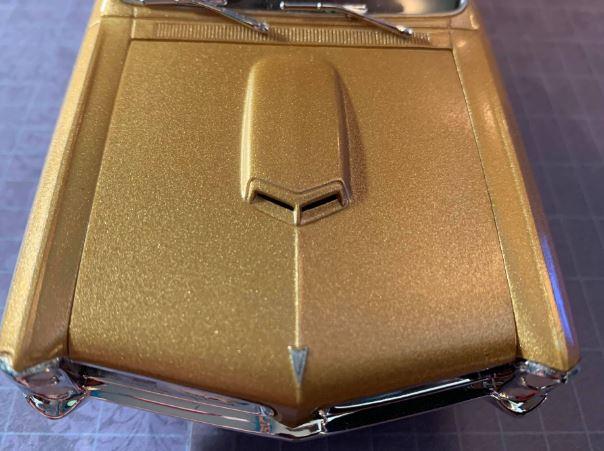 1966 Pontiac GTO by Revell
