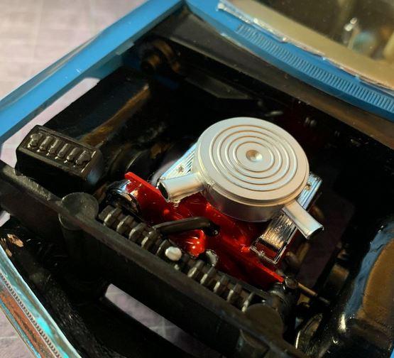 AMT 1966 Buick Wildcat kit