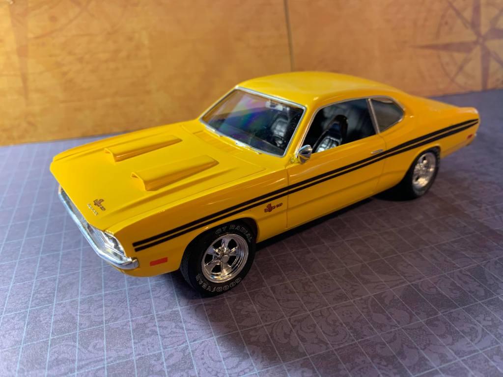 1971 Dodge Demon MPC kit