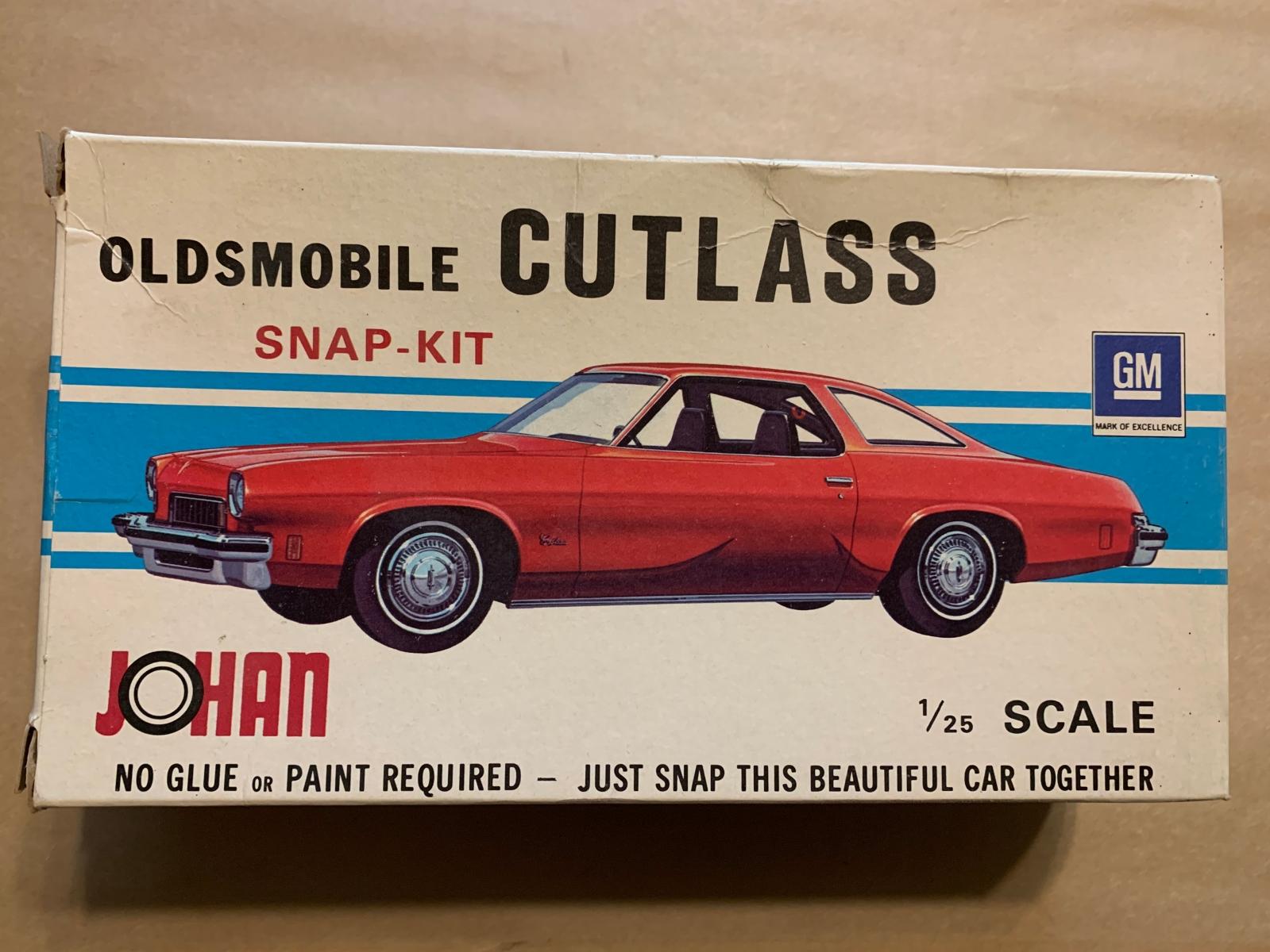 1975 Oldsmobile Cutlass by Jo-Han