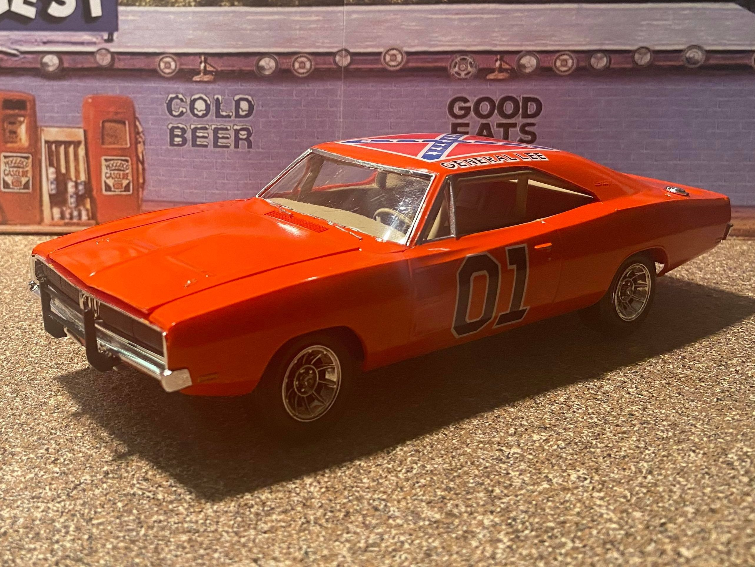 1969 Charger from The Dukes of Hazzard
